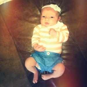 Stella Rose (1 month)